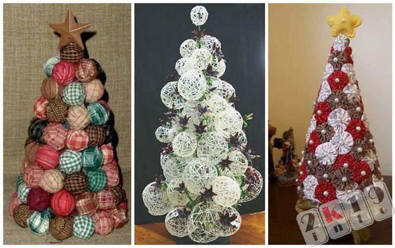 Новогодняя елочка сделанная своими руками