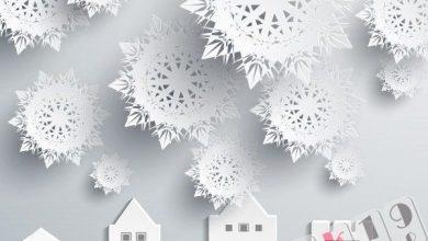 Красивые снежинки на Новый 2019 год своими руками