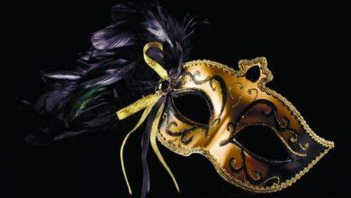 Карнавальные маски на Новый 2019 год своими руками