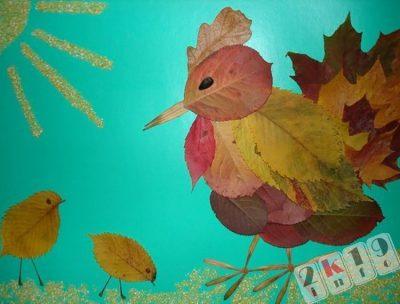 Поделки на тему «Осень» в детский сад: фото, идеи и мастер-классы