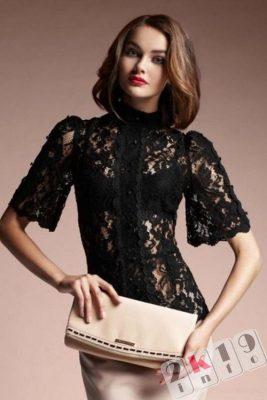 Модная одежда с кружевом 2018 - чувственность и провокация