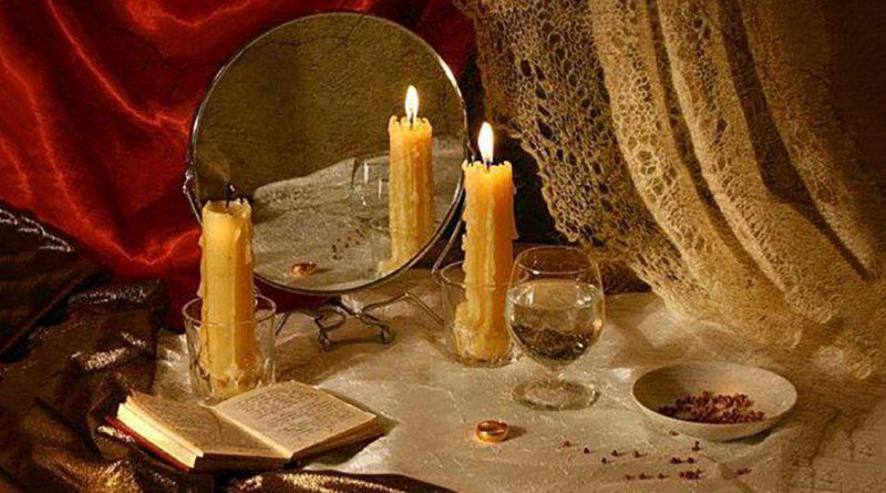 Гадания в Сочельник, в ночь перед Рождеством