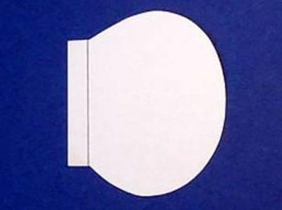 Интересные осенние поделки из бумаги в детский сад