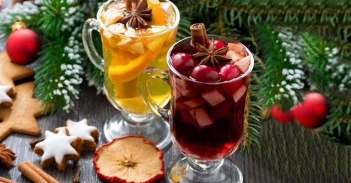 Лучшие безалкогольные коктейли на Новый 2019 год