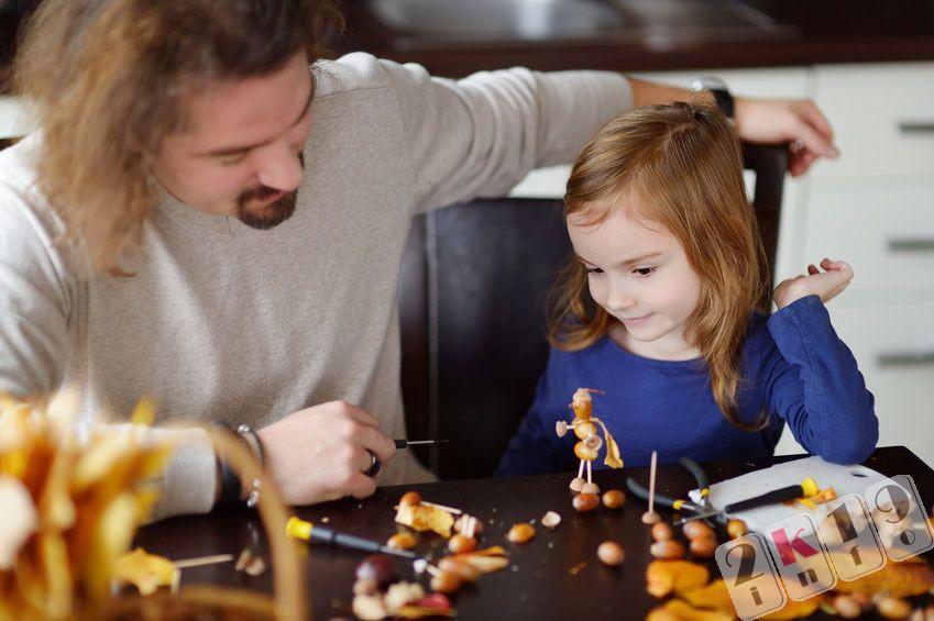 Мир позитива осенние поделки в детский сад