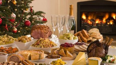 Горячие блюда к новогоднему столу 2020