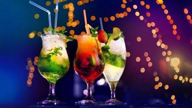 Лучшие безалкогольные коктейли на Новый 2020 год